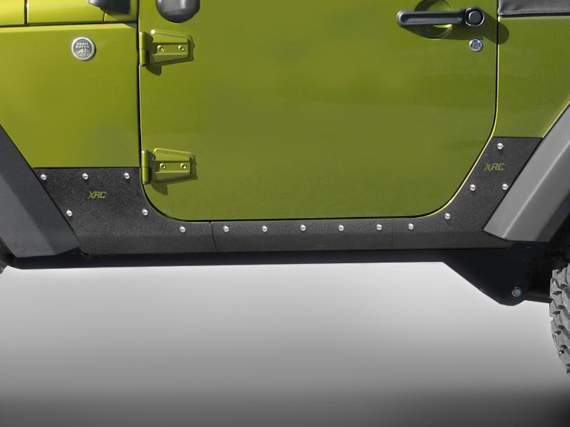 Protezioni laterali power garage preparazione jeep jk - Paraspifferi sottoporta automatico ...