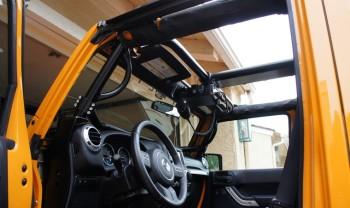roll bar jeep wrangler jk foto 2