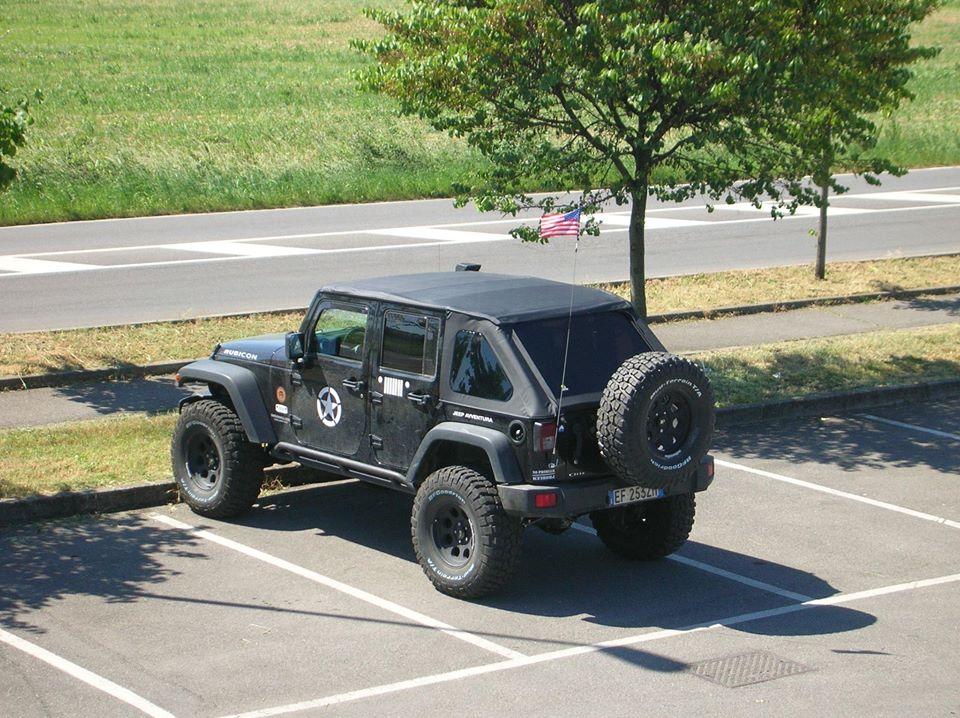 Trektop Nx Jk Unlimited Power Garage Preparazione Jeep Jk