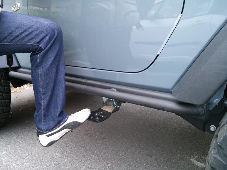 Gradinetto richiudibile power garage preparazione jeep jk - Paraspifferi sottoporta automatico ...