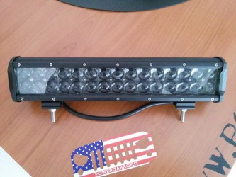 barra a led black series 40 cm