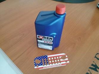 olio motore rothen extrasynt 5 w 30