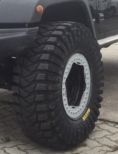 cerchio beadlock jeep jk