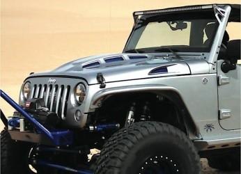 cofano avenger jeep jk