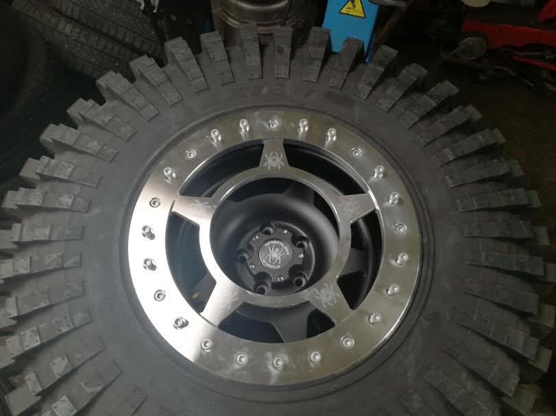 Jeep Wrangler Soft Top >> cerchi beadlock spyderlock jeep wrangler jk – Power Garage ...