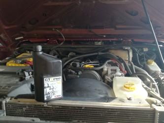 Rothen gt1 evo additivo olio motore