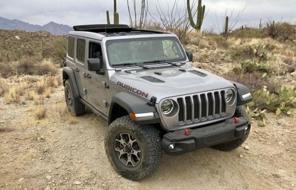 Preparazione Jeep JL