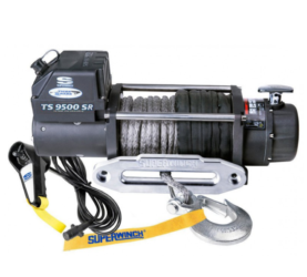 verricello superwinch tiger shark 9500 sr