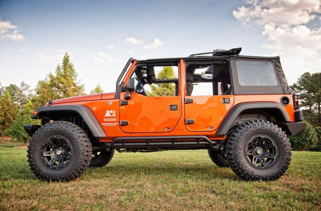 cerchi in lega rudged ridge jeep jk jl