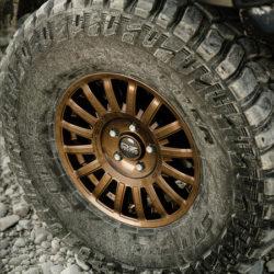 cerchio rally raid oz jeep jk jl installato
