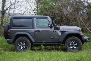 snorkel incassato jeep wrangler JL