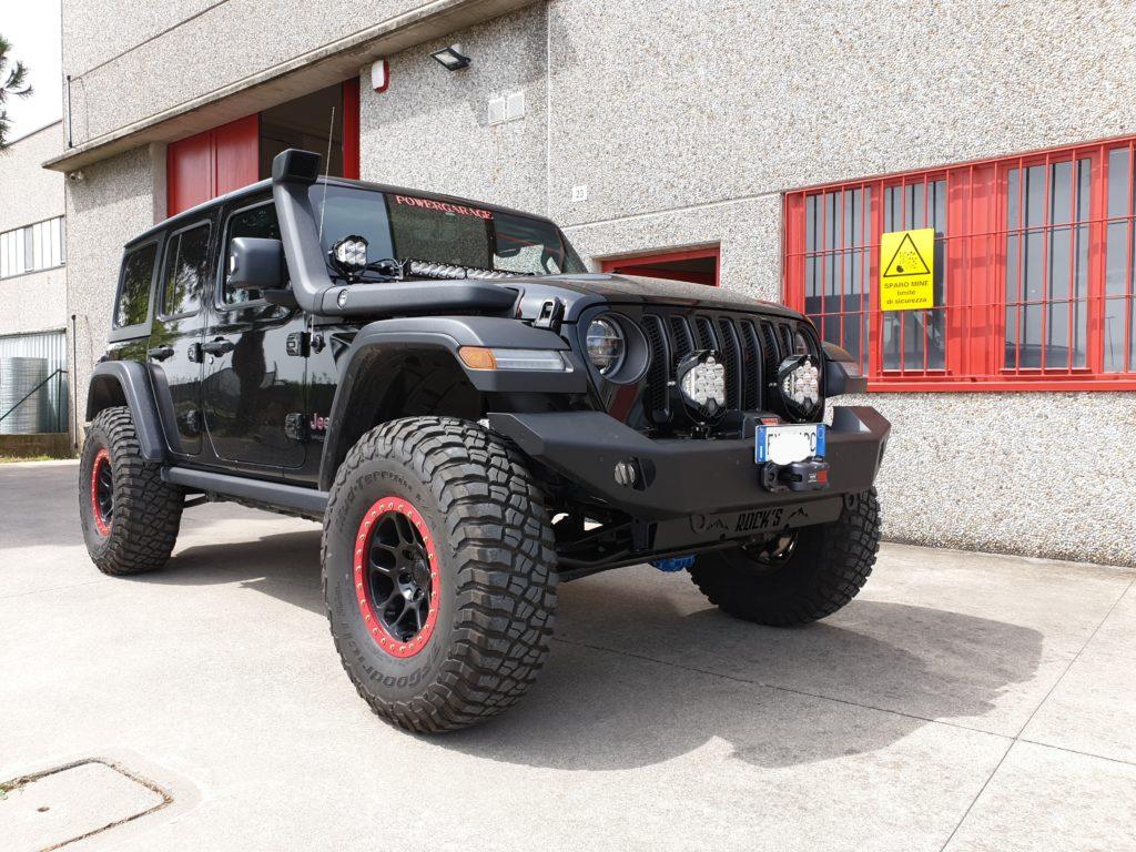 snorkel jeep wrangler JL